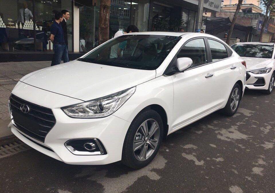 Hyundai Accent 2019 bản ĐB - nhận ngay ưu đãi khủng T12/2019 (6)