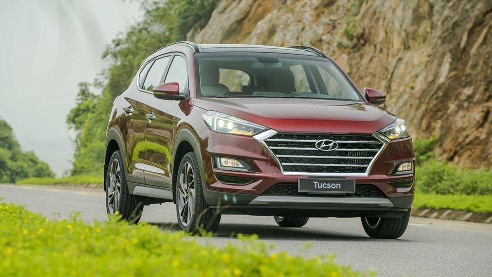 Doanh số của Hyundai Tucson tăng nhẹ trong tháng 11 1