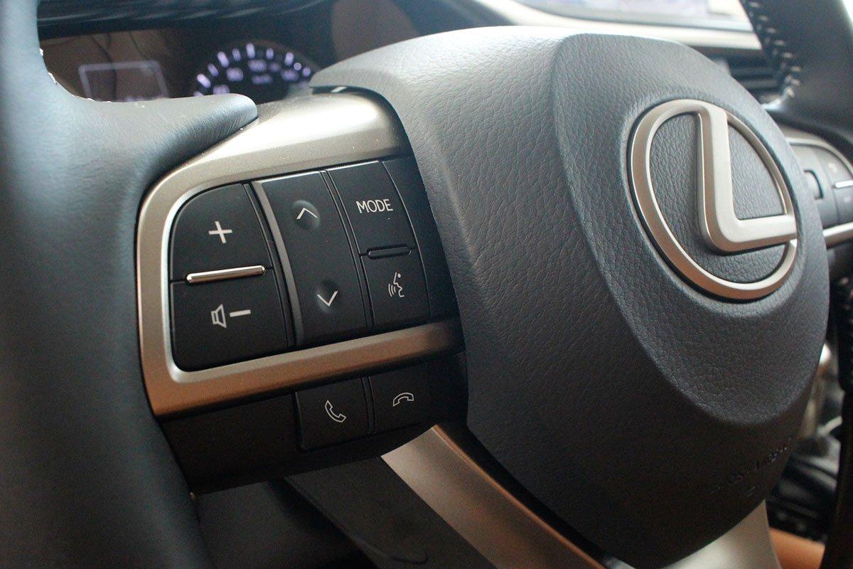 Đánh giá xe Lexus RX350 2020: