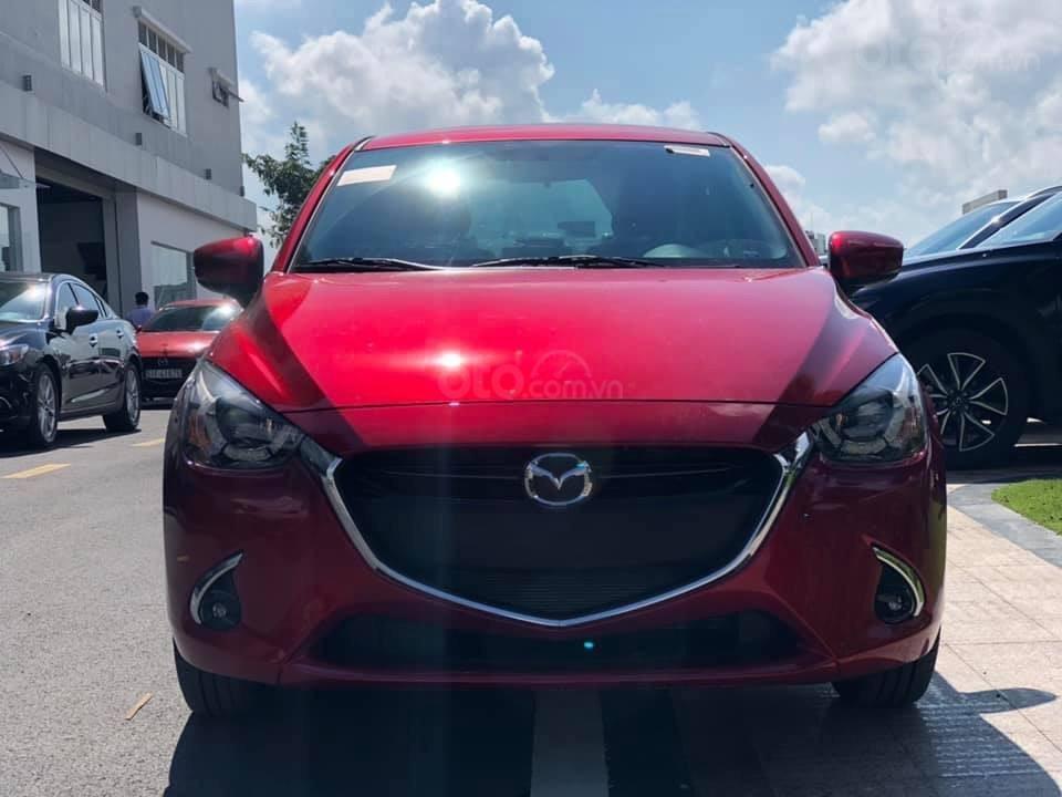 Mazda Trường Chinh bán Mazda 2 phiên bản 2020 KM khủng giá từ 514Tr giao xe ngay, đủ màu, LH Sa 0946663279 (7)