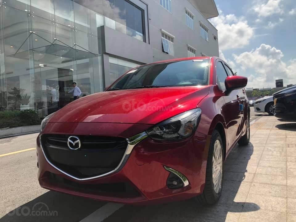Mazda Trường Chinh bán Mazda 2 phiên bản 2020 KM khủng giá từ 514Tr giao xe ngay, đủ màu, LH Sa 0946663279 (1)