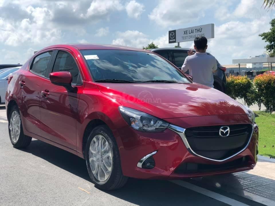 Mazda Trường Chinh bán Mazda 2 phiên bản 2020 KM khủng giá từ 514Tr giao xe ngay, đủ màu, LH Sa 0946663279 (5)