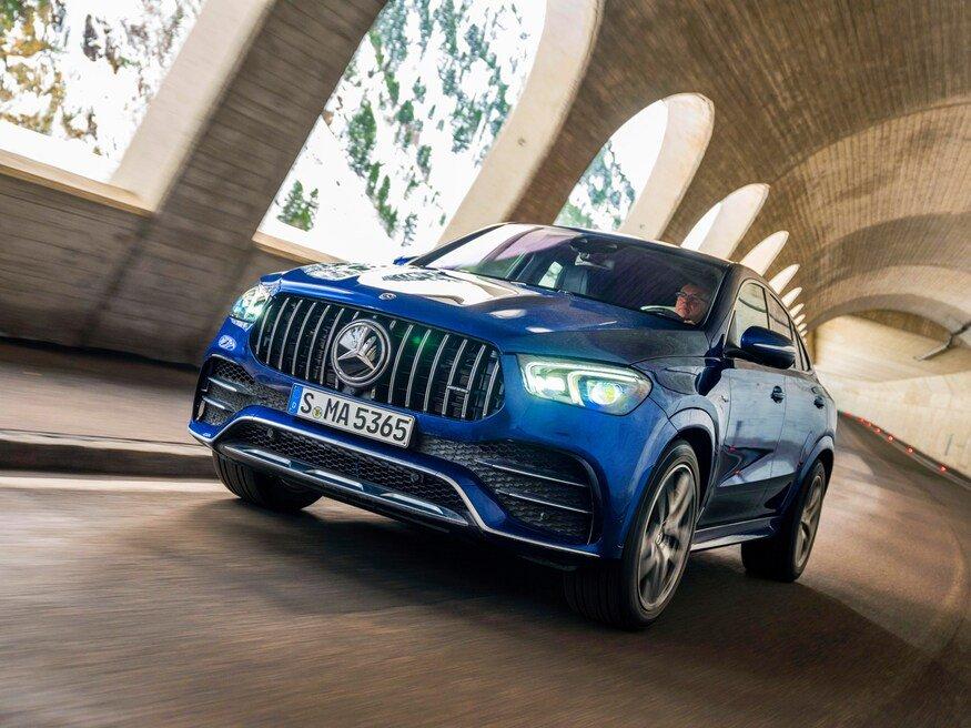 Đánh giá xe Mercedes-AMG GLE 53 2020 về trang bị an toàn.