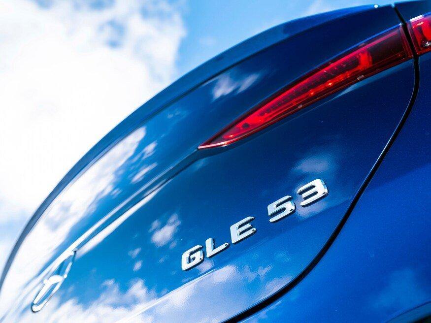 Đánh giá xe Mercedes-AMG GLE 53 2020: đèn xe