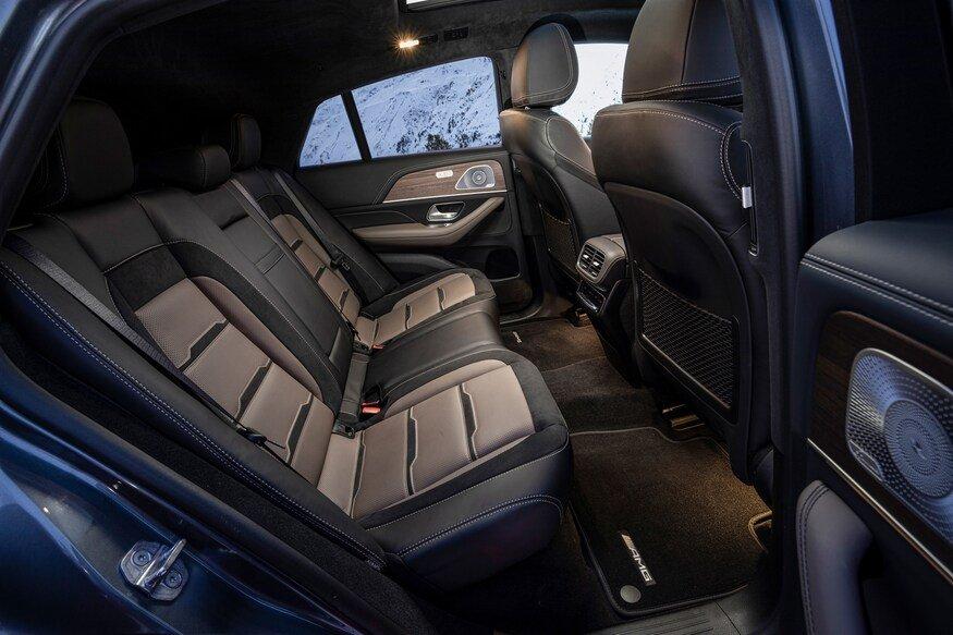 Đánh giá xe Mercedes-AMG GLE 53 2020: cận cảnh ghế ngồi