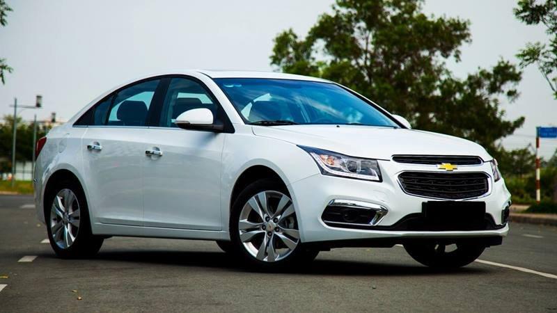 Giá bán xe Chevrolet Cruze cập nhật mới nhất...
