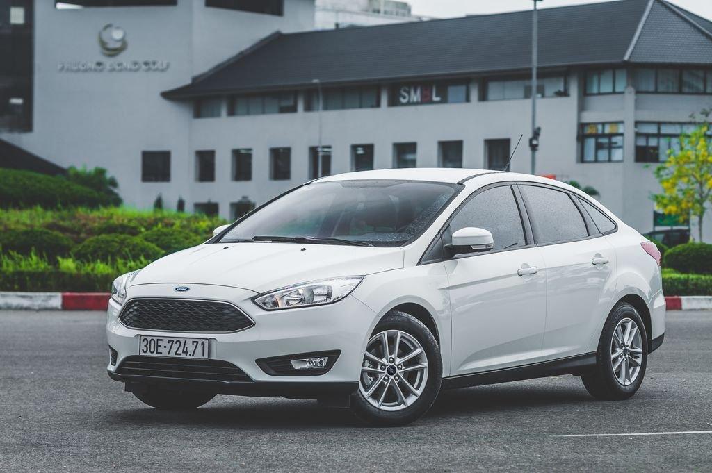 Giá xe Ford Focus mới nhất tại Việt Nam...