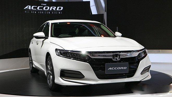 Giá xe Honda Accord 2020 mới nhất tại Việt Nam...