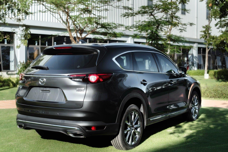 Thông số kỹ thuật Mazda CX-8 2021 vừa ra mắt Việt Nam a3