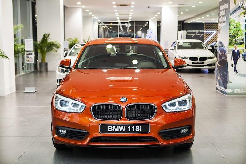 Thông số kỹ thuật xe BMW 118i 2020 a1