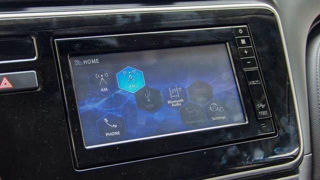Màn hình cảm ứng 6.8 inch trên xe Honda City 2020 1