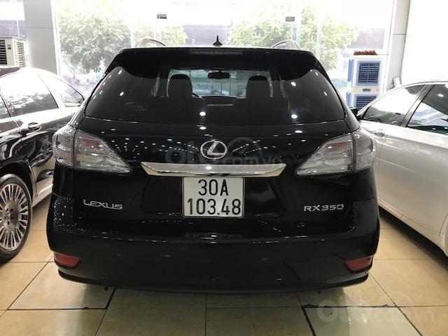 Cần bán xe Lexus RX350 USA sản xuất năm 2009 đăng ký tư nhân (3)