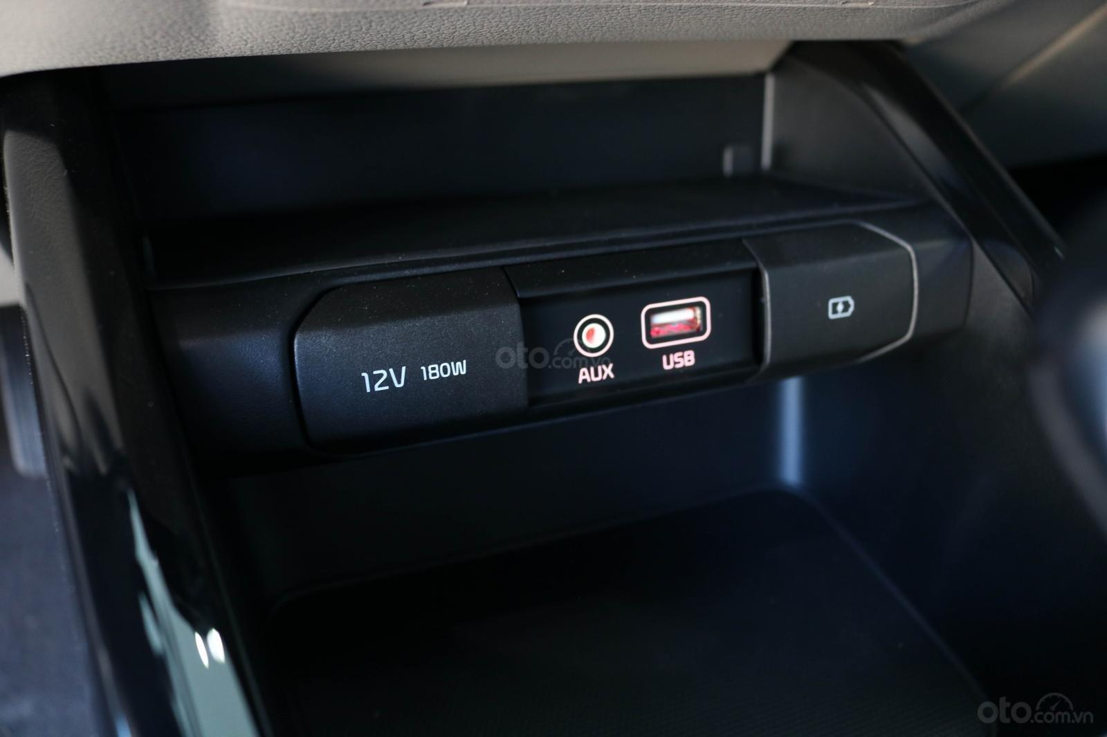 Kia Cerato 1.6AT 2019 màu xám (KLG) - tặng bảo hiểm + phụ kiện, giá tốt Kia Gò Vấp (17)