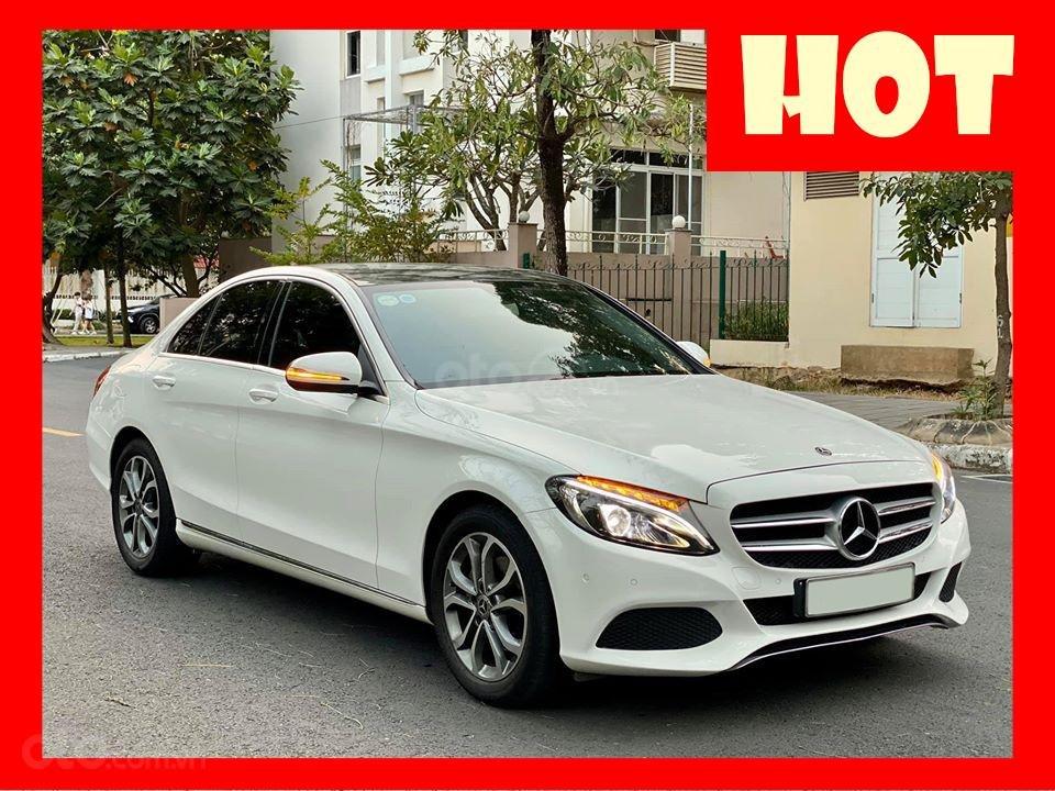 MBA Auto - bán xe Mercedes C200 model 2018 cũ giá tốt - trả trước 380 triệu nhận xe luôn (2)
