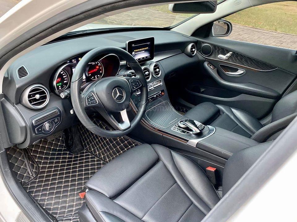 MBA Auto - bán xe Mercedes C200 model 2018 cũ giá tốt - trả trước 380 triệu nhận xe luôn (4)