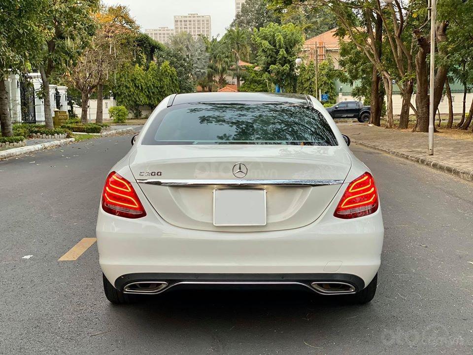 MBA Auto - bán xe Mercedes C200 model 2018 cũ giá tốt - trả trước 380 triệu nhận xe luôn (7)