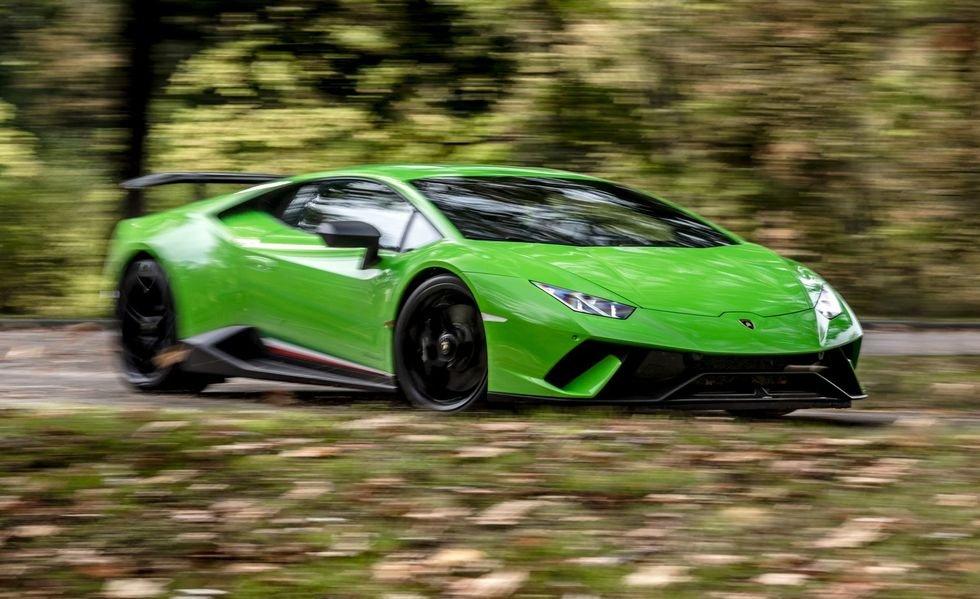 2. Lamborghini Huracán Performante 2018.