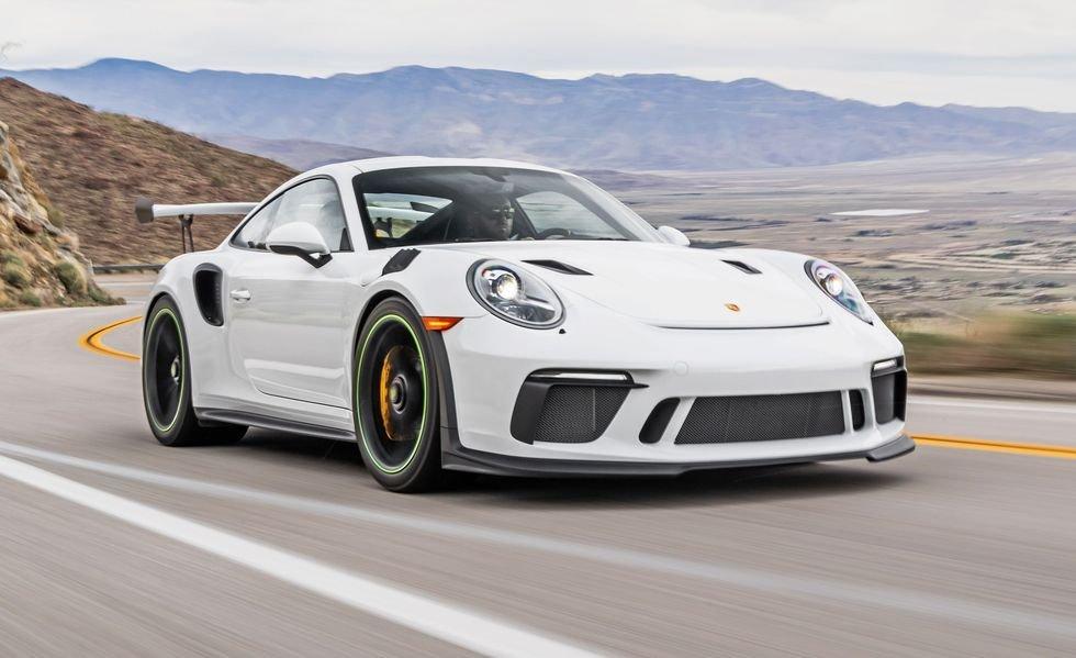 9. Porsche 911 GT3 RS 2019.