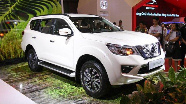 Giá xe Nissan Terra 2021 mới nhất.