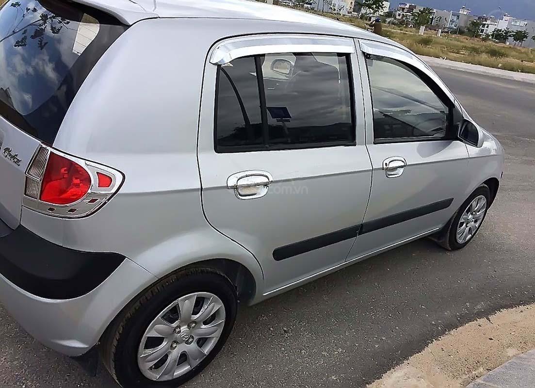 Cần bán Hyundai Getz năm 2009, màu bạc, xe nhập, giá chỉ 190 triệu (3)
