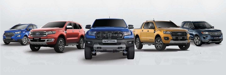 Cập nhật lãi suất vay mua xe Ford - Ưu đãi tết 2020 2a