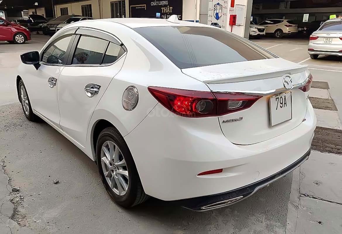 Cần bán xe Mazda 3 1.5 AT 2018, màu trắng (5)