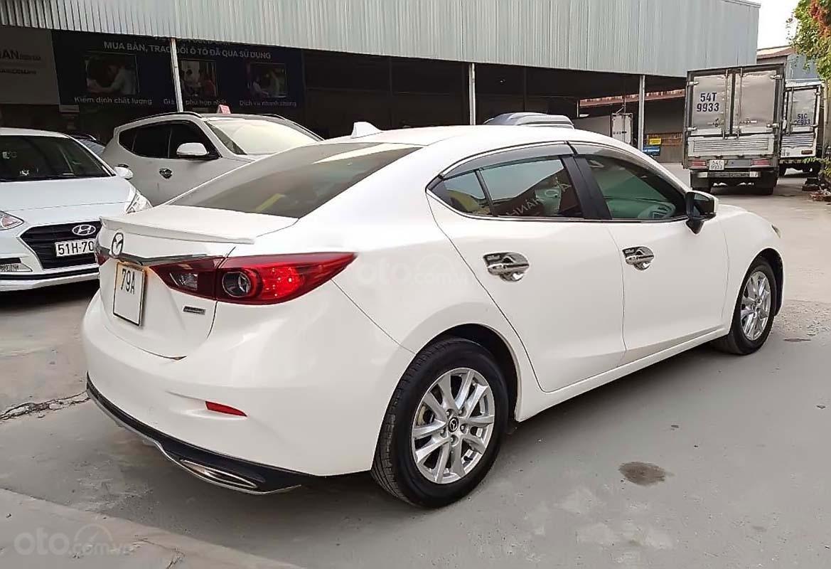 Cần bán xe Mazda 3 1.5 AT 2018, màu trắng (4)