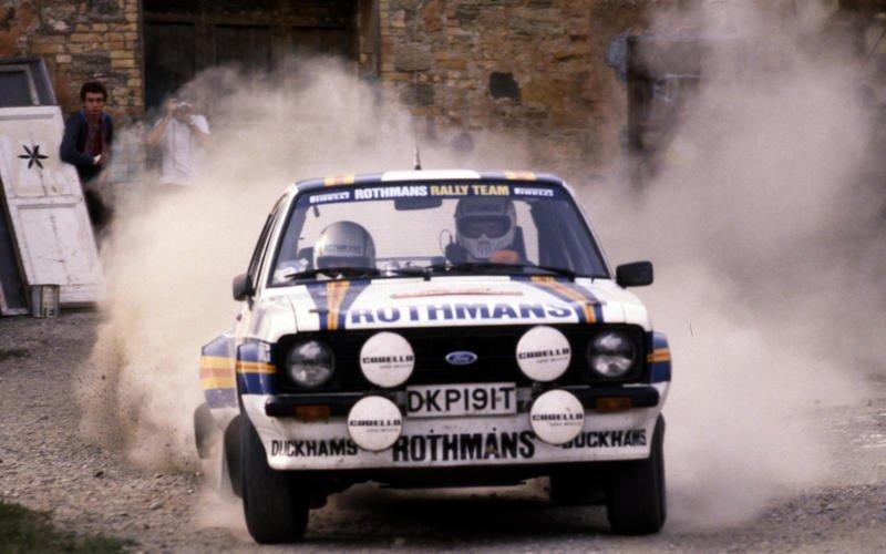 Giải đua xe đường trường WRC.