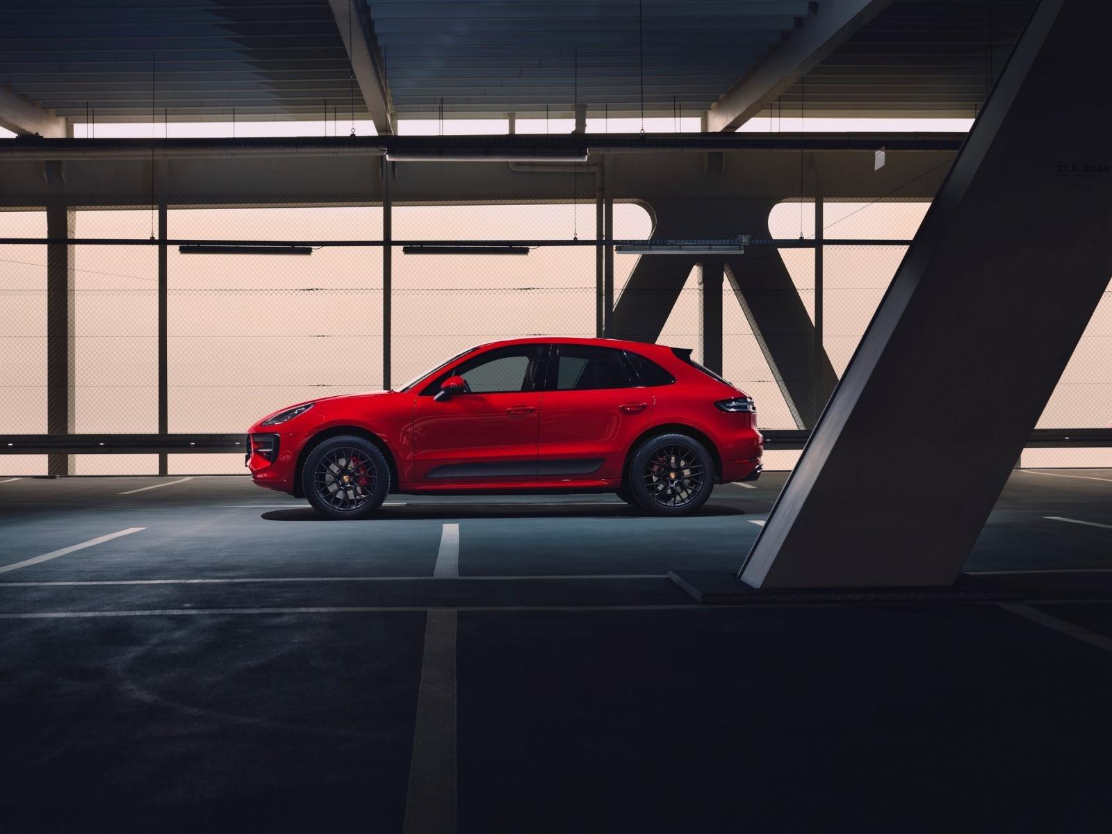Porsche Macan GTS 2020: thân xe