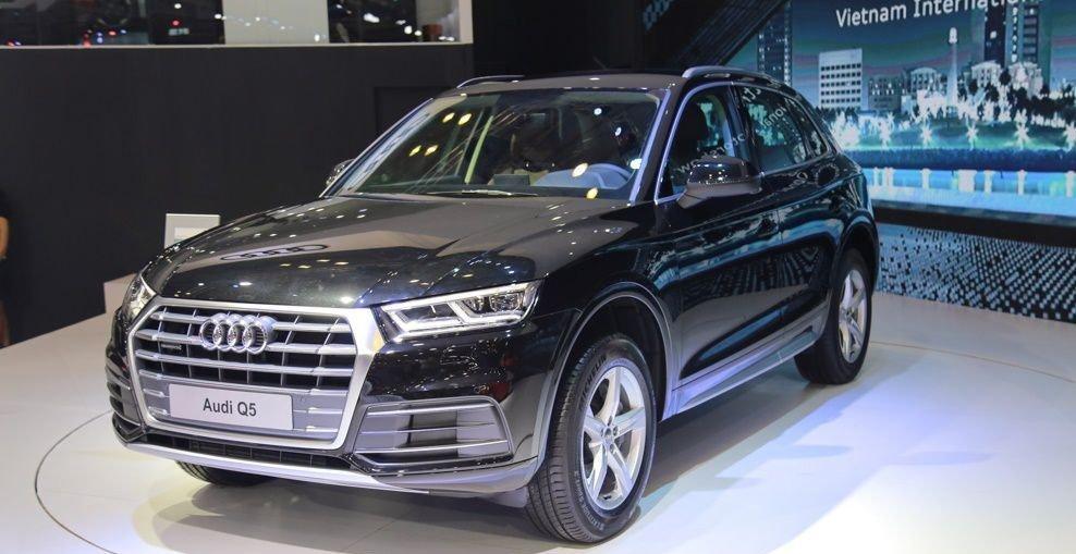 Giá xe Audi Q5 2021