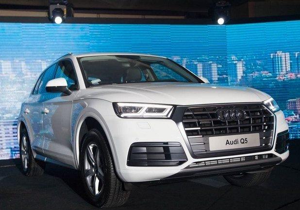Ngoại thất xe Audi Q5