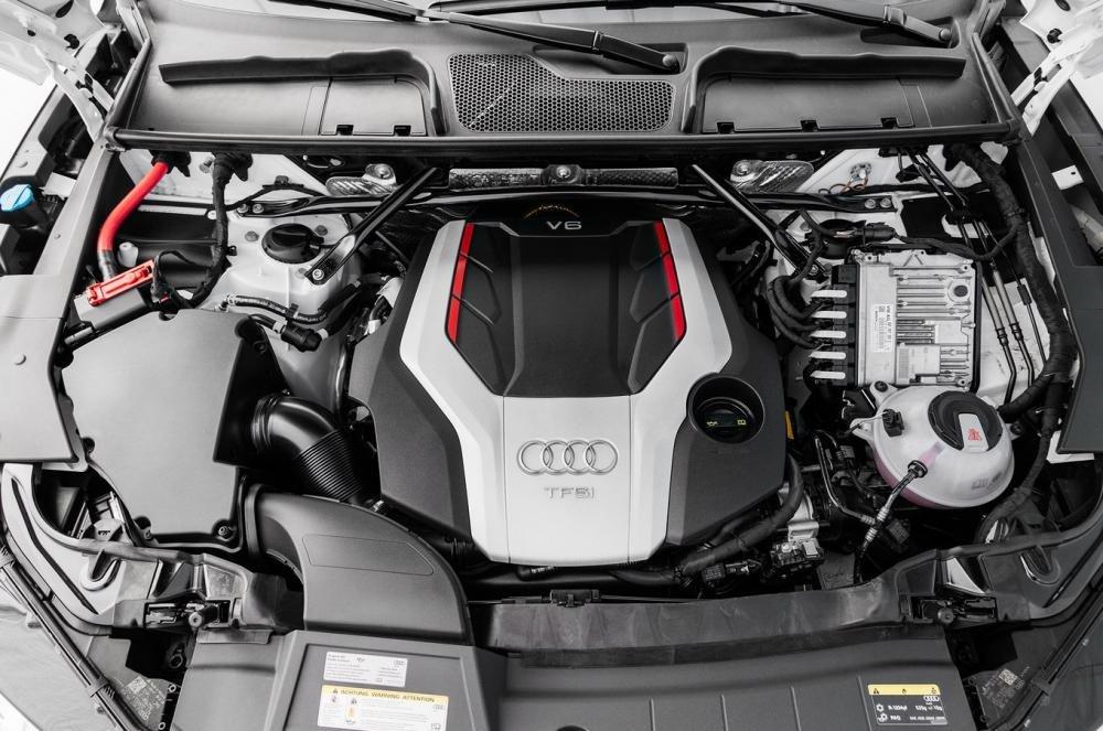 Động cơ xe Audi Q5