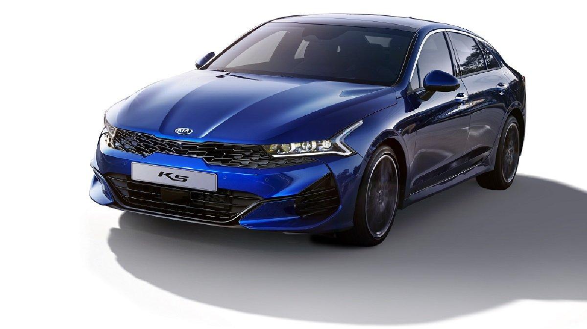 Kia Optima 2020 ra mắt với hệ dẫn động bốn bánh toàn thời gian.