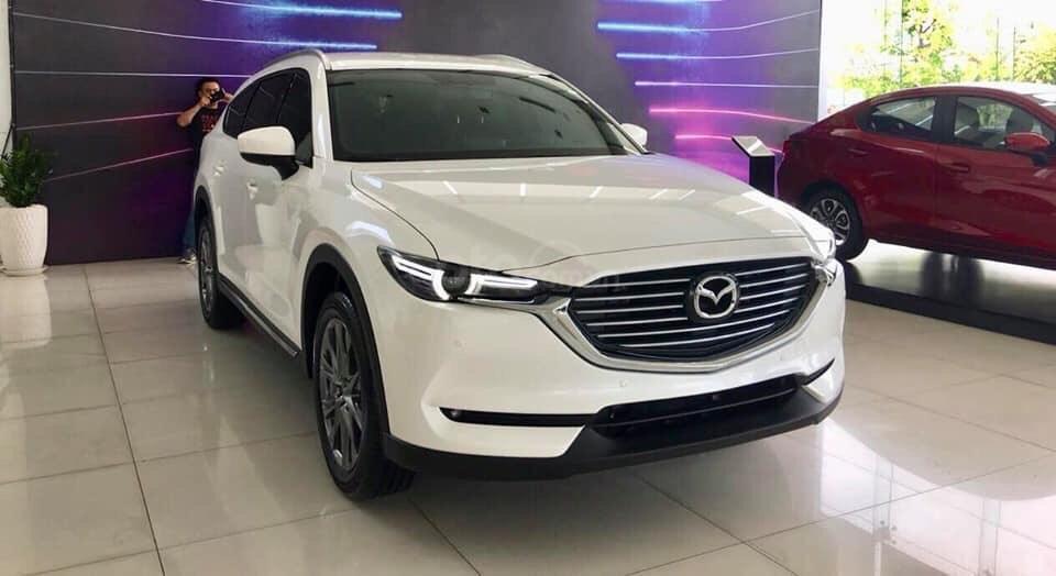 Cần Bán Mazda CX-8 phiên bản hoàn toàn mới, đủ màu giao xe ngay chỉ với cần 400 triệu đồng (13)