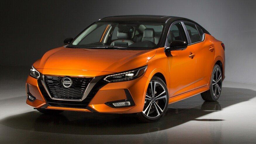 Đánh giá xe Nissan Sentra 2020.