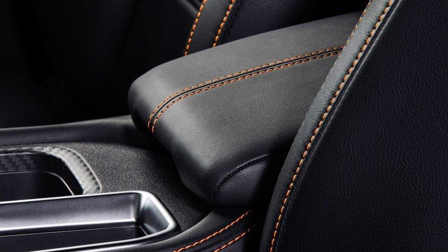 Đánh giá xe Nissan Sentra 2020 về trang bị tiện nghi: ghế xe