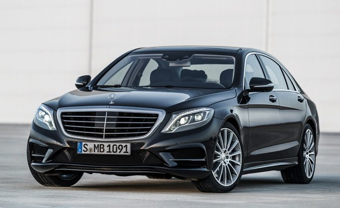 Top 10 mẫu sedan thoải mái nhất năm 2019 - Mercedes-Benz S-Class