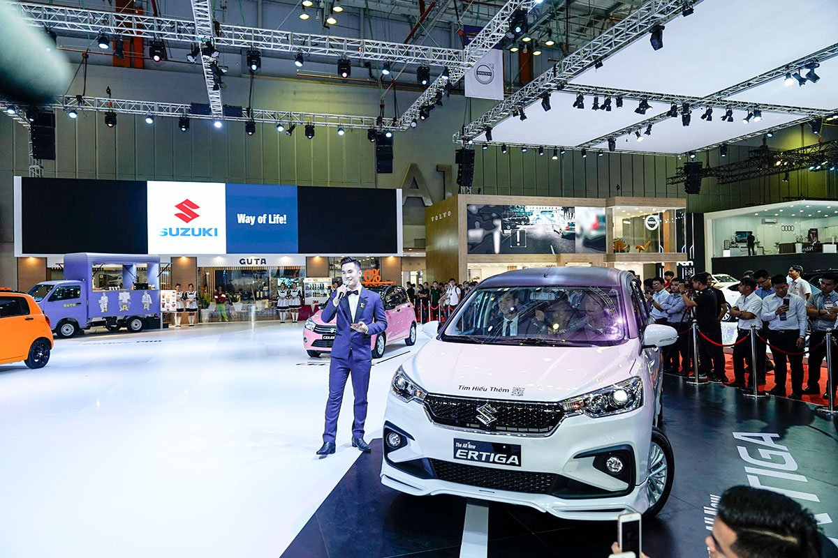 Lãi suất vay mua xe ô tô Suzuki trả góp a2