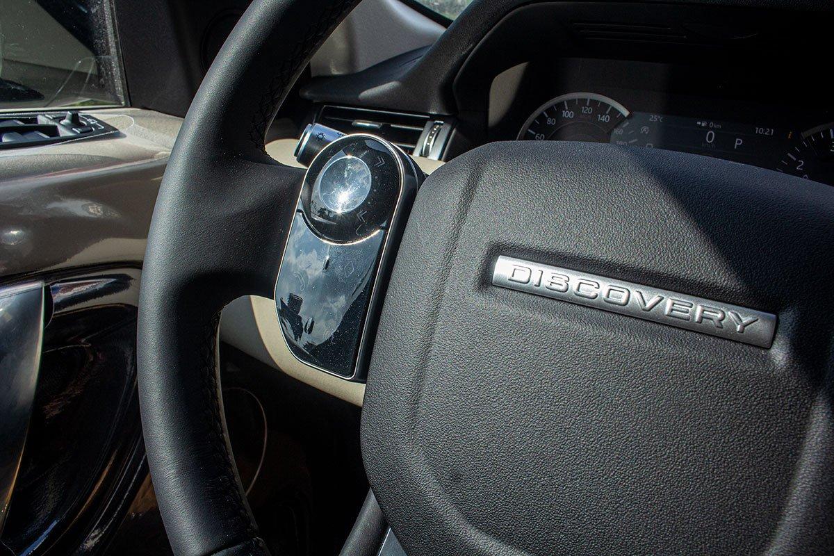 Land Rover Discovery Sport S 2020 và đời cũ khác nhau ở những điểm gì? a21
