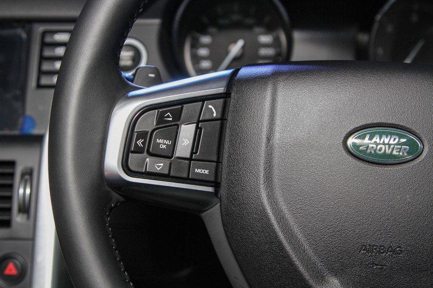 Land Rover Discovery Sport S 2020 và đời cũ khác nhau ở những điểm gì? a22