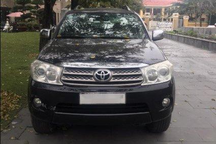 Chạy 10 năm, giá xe Toyota Fortuner đời 2010 vẫn hơn 500 triệu đồng - Ảnh 1.
