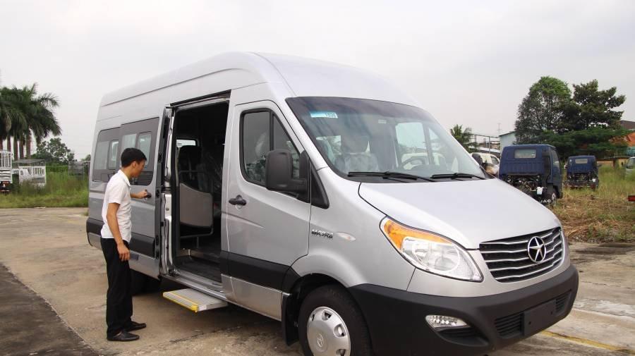 Bán xe du lịch Jac 2019, bản Solati cải tiến, màu bạc, hỗ trả góp tới 80% giá xe (6)