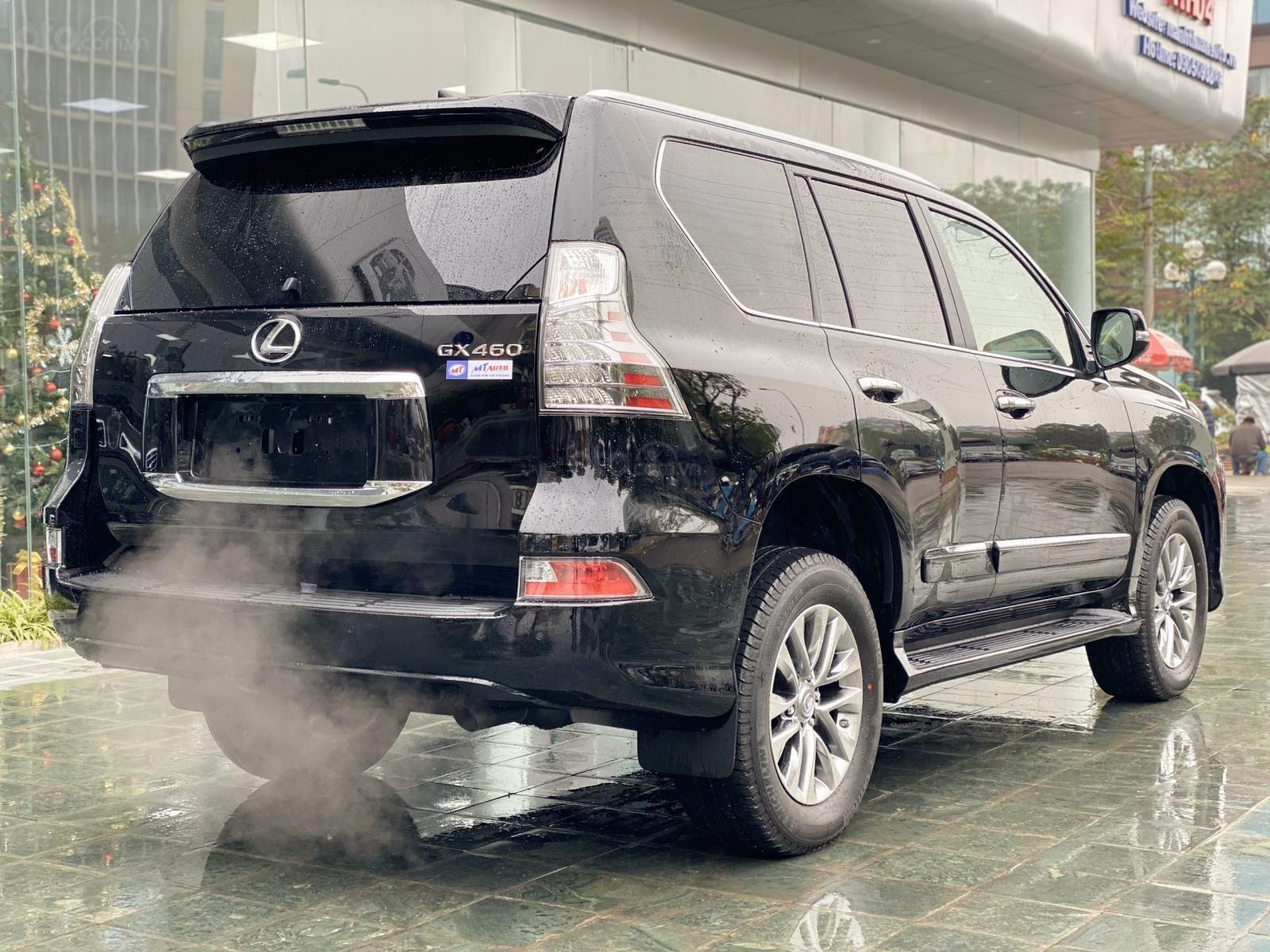 Bán ô tô Lexus GX 460 Luxury full option sản xuất 2019, màu đen, xe nhập Mỹ mới 100% (6)