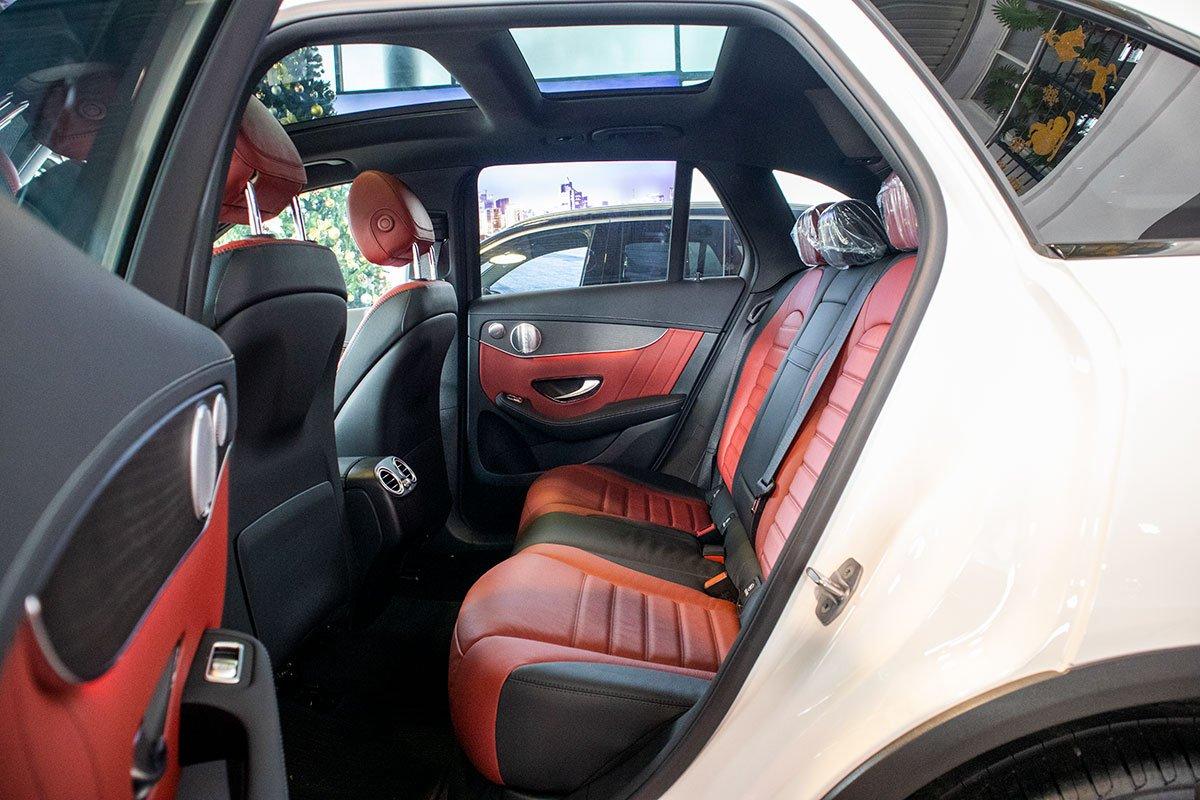 """""""Mục sở thị"""" Mercedes-Benz GLC 300 4Matic 2020 vừa cập bến đại lý a12"""