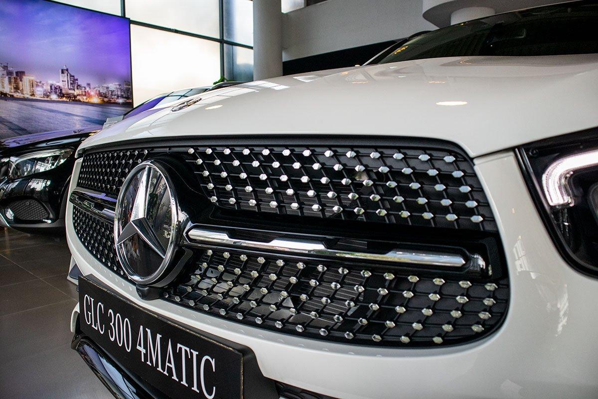 """""""Mục sở thị"""" Mercedes-Benz GLC 300 4Matic 2020 vừa cập bến đại lý a3"""