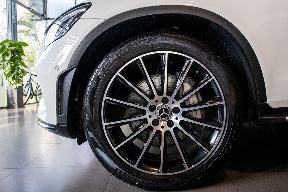 """""""Mục sở thị"""" Mercedes-Benz GLC 300 4Matic 2020 vừa cập bến đại lý a7"""