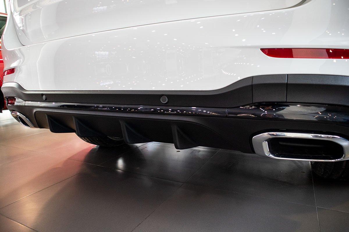 """""""Mục sở thị"""" Mercedes-Benz GLC 300 4Matic 2020 vừa cập bến đại lý a9"""