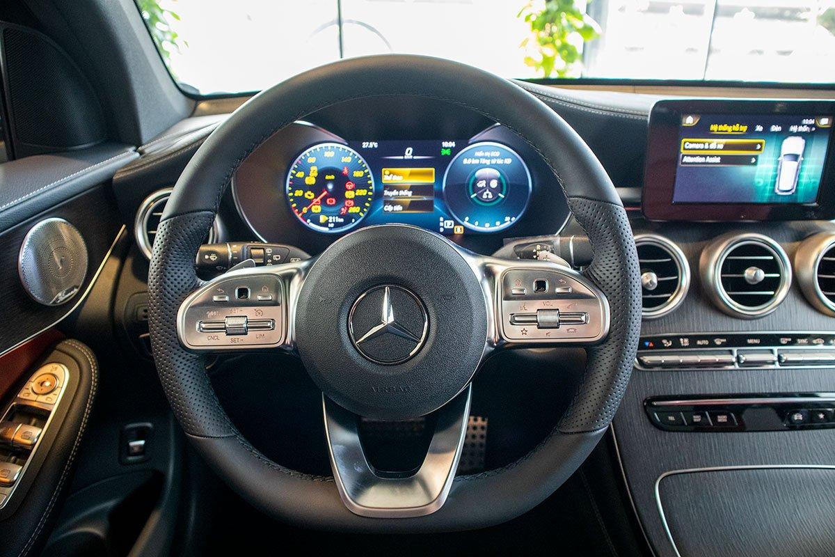 """""""Mục sở thị"""" Mercedes-Benz GLC 300 4Matic 2020 vừa cập bến đại lý a14"""