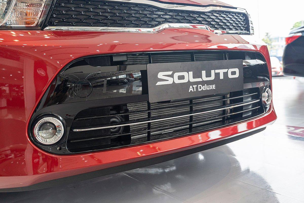 So sánh xe Honda Brio 2019 và Kia Soluto 2019 về thiết kế đầu xe - Ảnh 3.