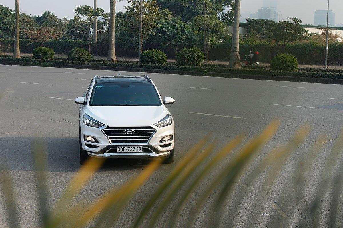 Đánh giá xe Hyundai Tucson 2020: Giá rẻ để đấu Mazda CX-5 a2